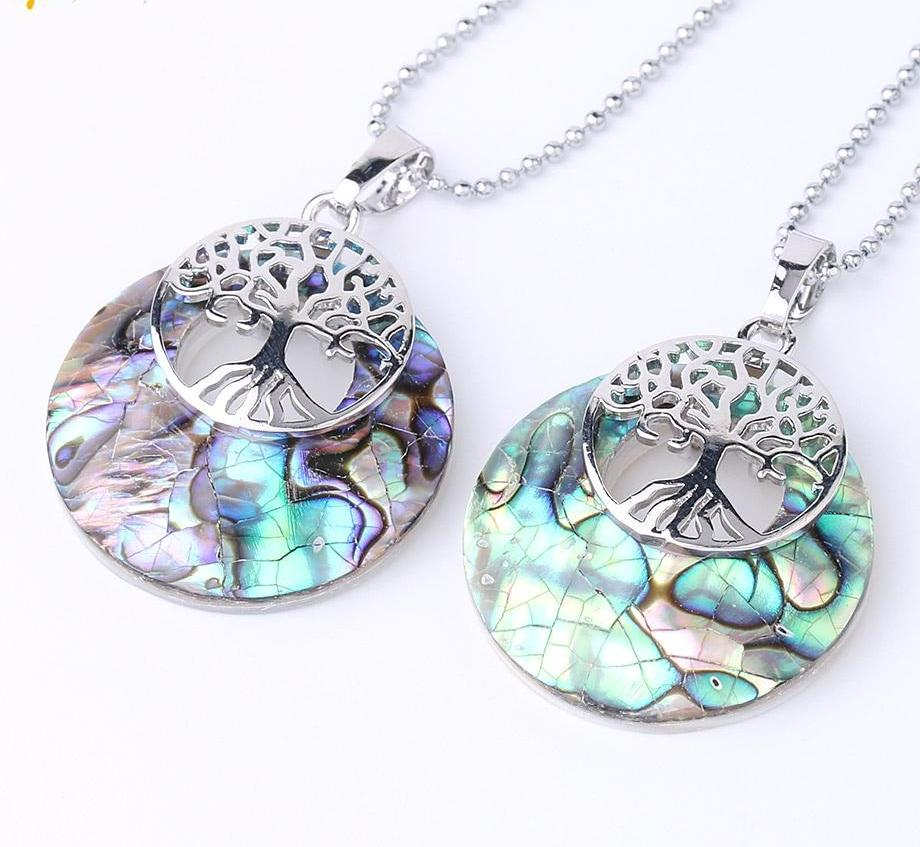 Abalone Shell Necklaces