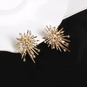 Statement Stud Earring