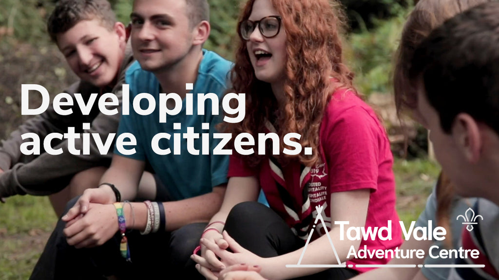 We're investing in how we transform young people in to do-ers and a give it a go-ers, through outdoor education and adventure.