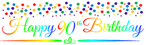 Celebrating 90 years - looking back...