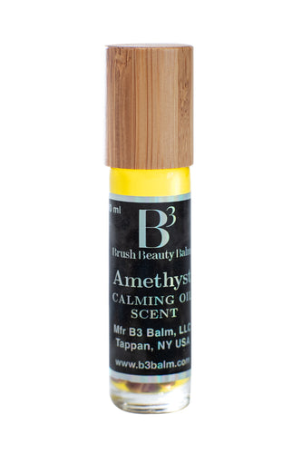 AMETHYST CALMING OIL SCENT - B3 Balm