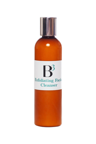 EXFOLIATING FACIAL CLEANSER - B3 Balm
