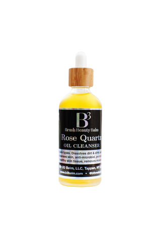 ROSE QUARTZ OIL CLEANSER
