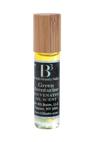 GREEN AVENTURINE REJUVENATING OIL SCENT - B3 Balm