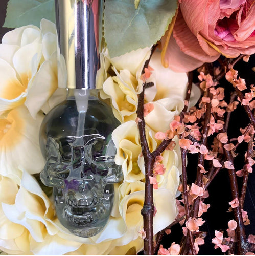 LIMITED EDITION Oddities Skull Bottle Facial Spray - B3 Balm