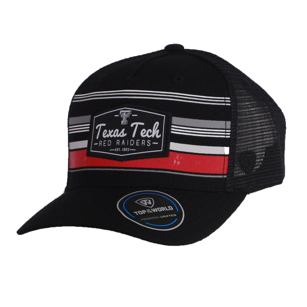 401aafe303a Top of the World Route Canvas/Trucker Mesh Snapback Cap