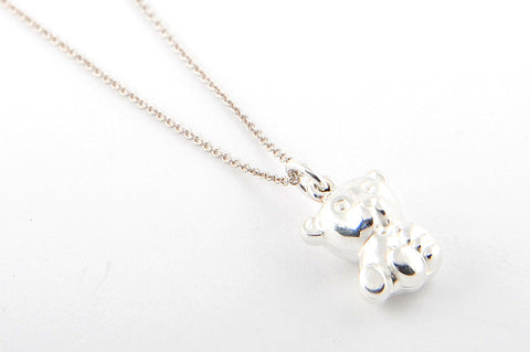 Teddy Bear Necklace