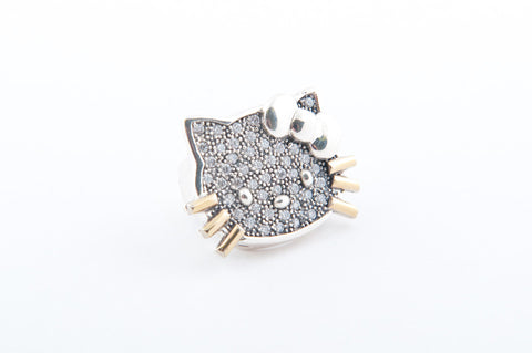 Hello Kitty Cocktail Ring