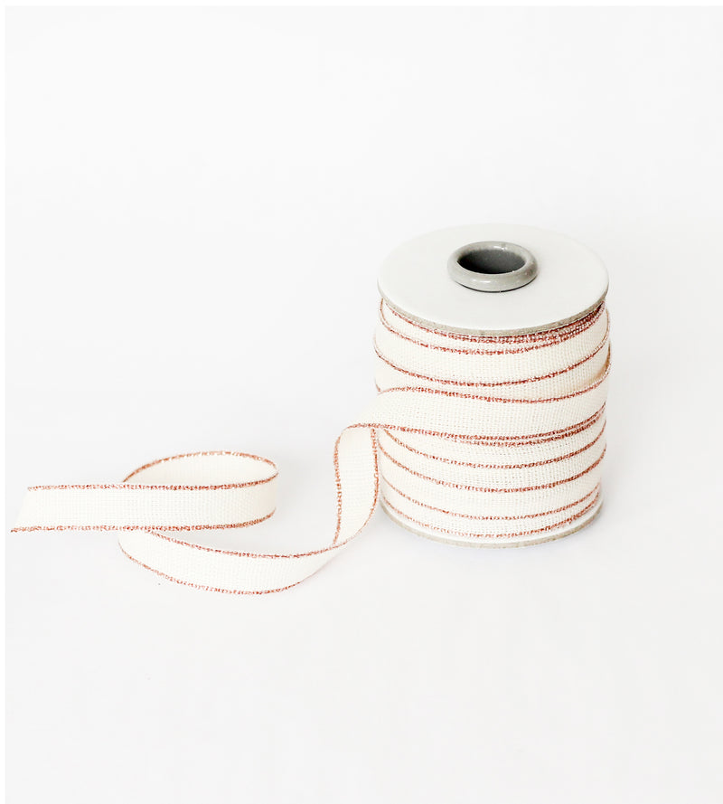 Drittofilo cotton ribbon