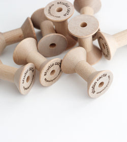 Studio Carta wood spool