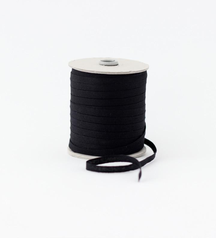 "Tight weave cotton ribbon 1/4"" width"