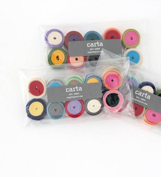 Cotton Ribbon Sampler package