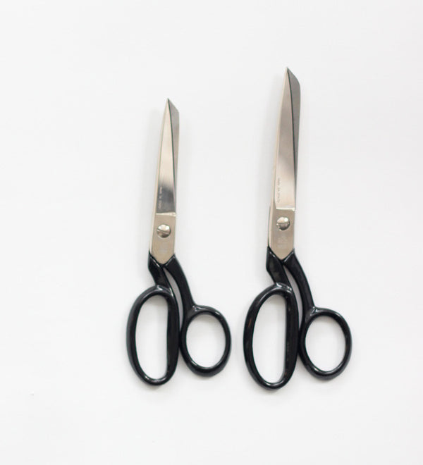 Dressmaker Shears Black Handle