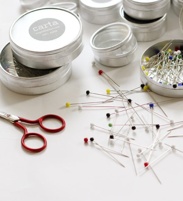 Sewing pins