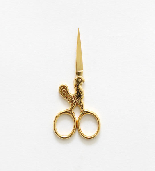 NEW - Rooster Scissors