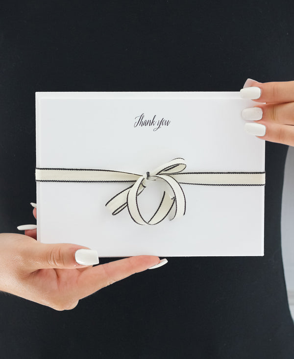 Calligraphy Stationery set