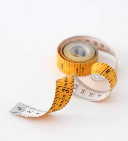 Tailor's measuring tape