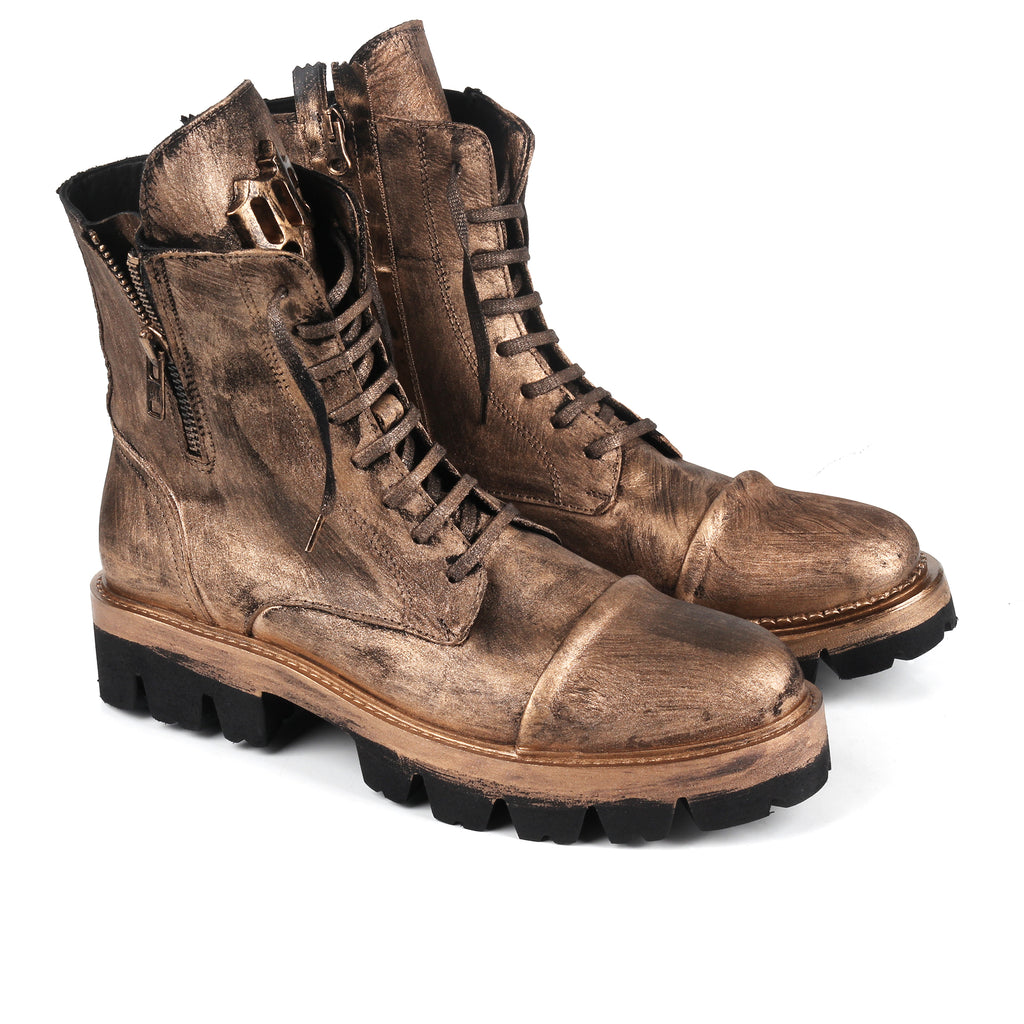 Future- SG4055 Fully Handpainted Nubuck Boots