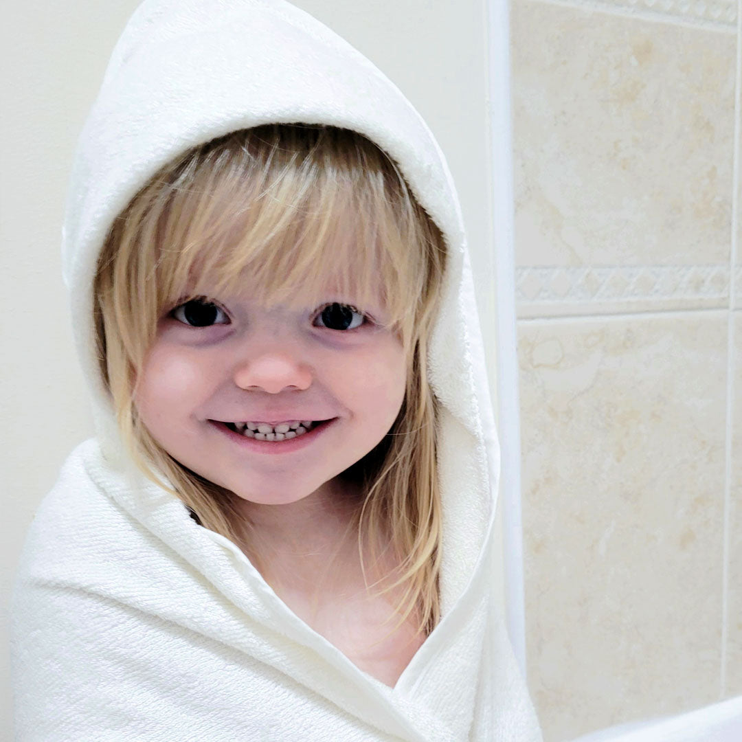 Hooded Supersoft Bamboo Baby Towel