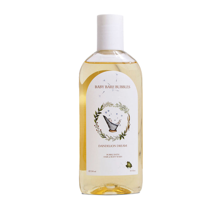 Luxury Shampoo, Body Wash & Bubble Bath - 250ml