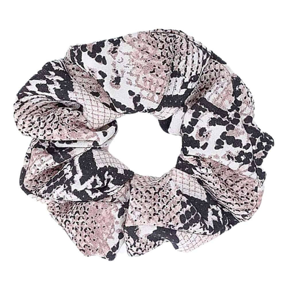 Image of   Molly Scrunchie Snake Rosa