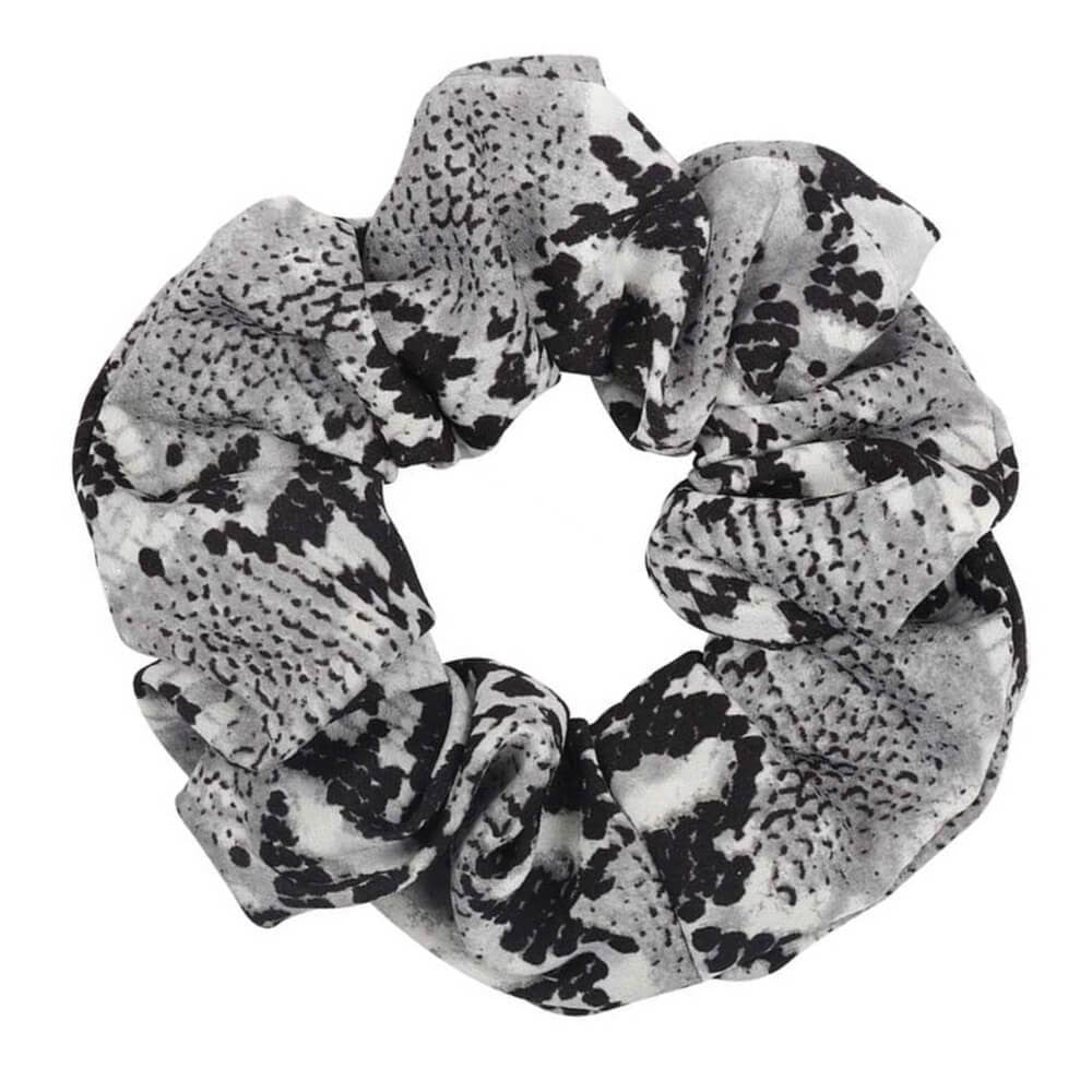 Image of   Molly Scrunchie Snake Grå