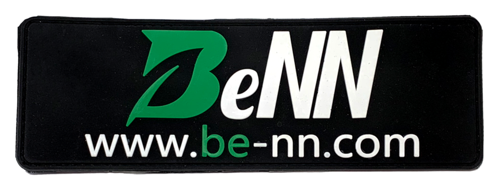 BADGE BeNN (Scratch PVC)