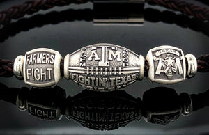 "The Aggie ""GameDay"" Bracelet"