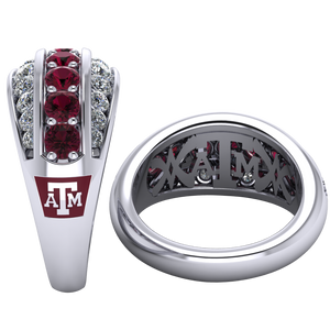 Aggie Spirit Moms' Ring