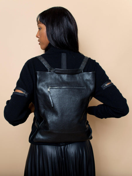 Chandi Convertible Backpack - Calleen Cordero Designs