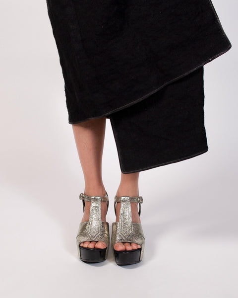 Tika Wedge - Calleen Cordero Designs