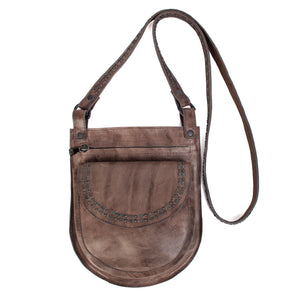 Carolina Large G Messenger - Calleen Cordero Designs