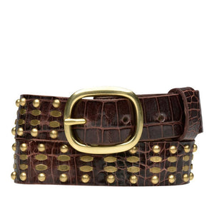 "Isa 1"" Belt - CalleenCordero"