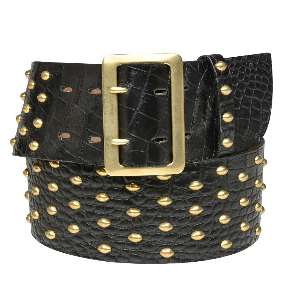 "Keeper Tula 3"" Waist Belt - CalleenCordero"