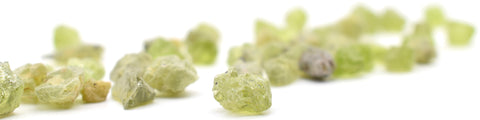 august birthstone, peridot