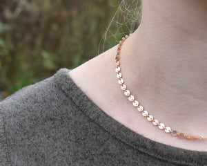 Metal Choker, Metal Necklaces Women, Metal Choker Necklace, Rose Gold Choker, Layering Necklaces Gold, Delicate Necklaces Women