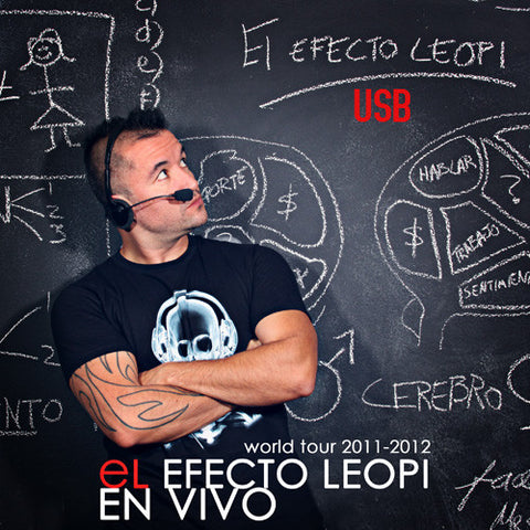Video Curso: El Efecto Leopi (USB)