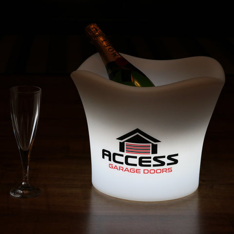 Branded custom made ice bucket