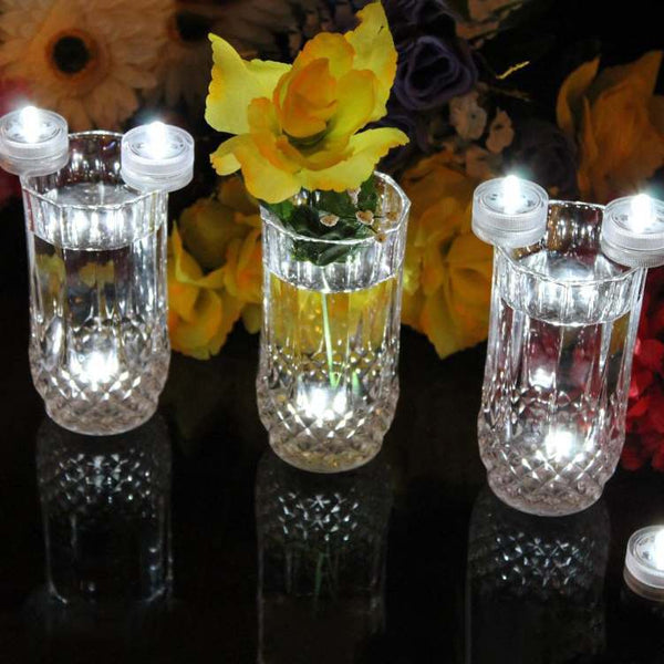 flower pot waterproof lights