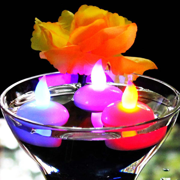 Colour Changing Tealights
