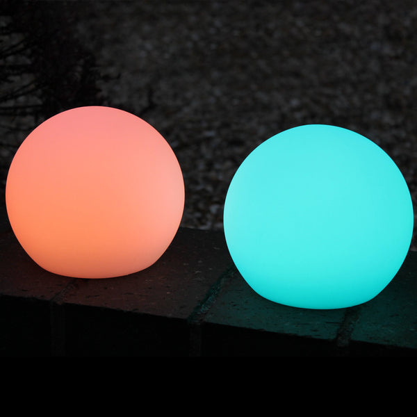 colour changing led balls