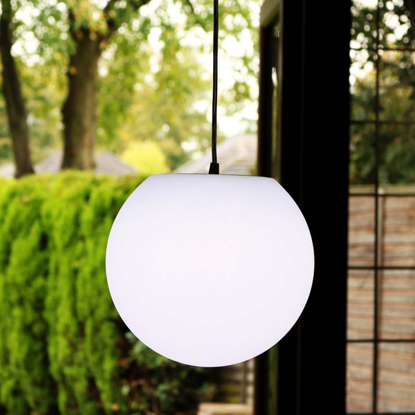 hanging led ball lighting