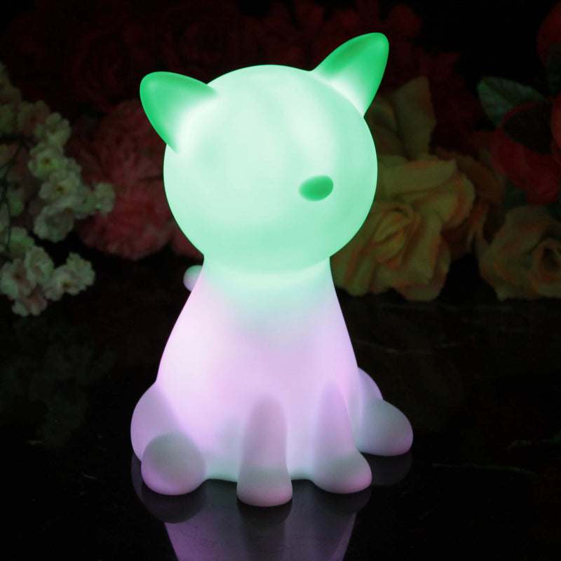 colour changing cat mood lamp
