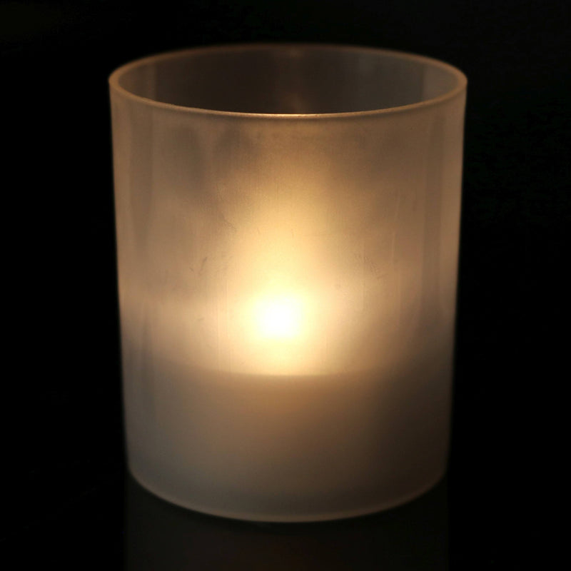 warm white led candle