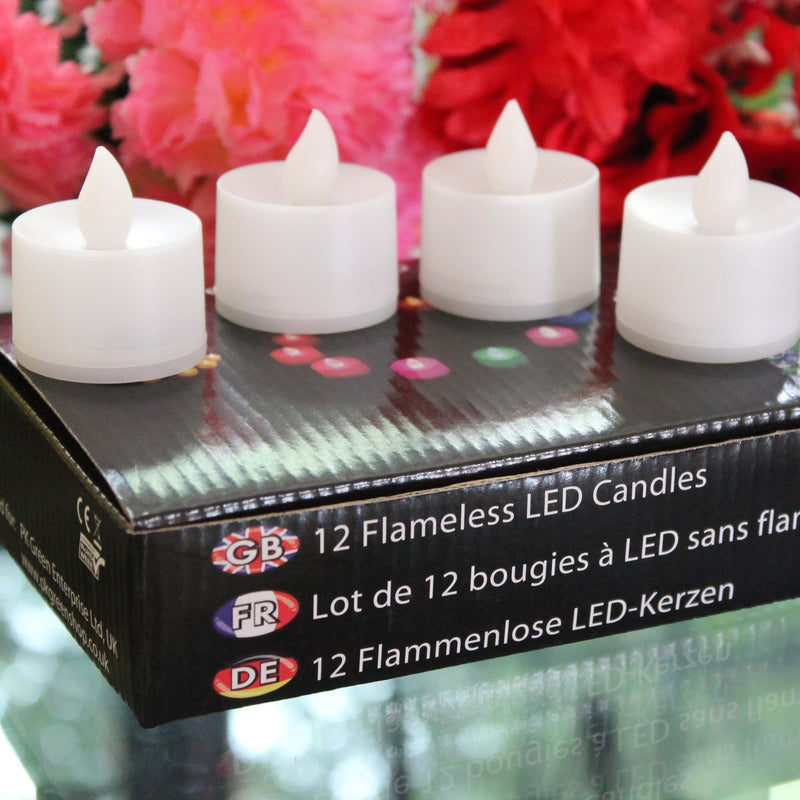 LED Candle Lights
