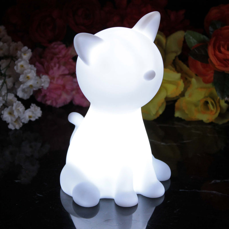 children's kitten night light