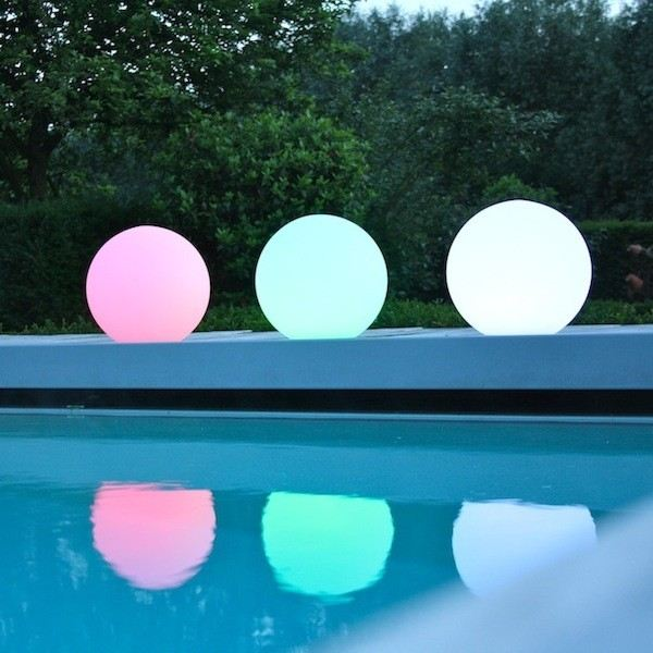 waterproof led spheres