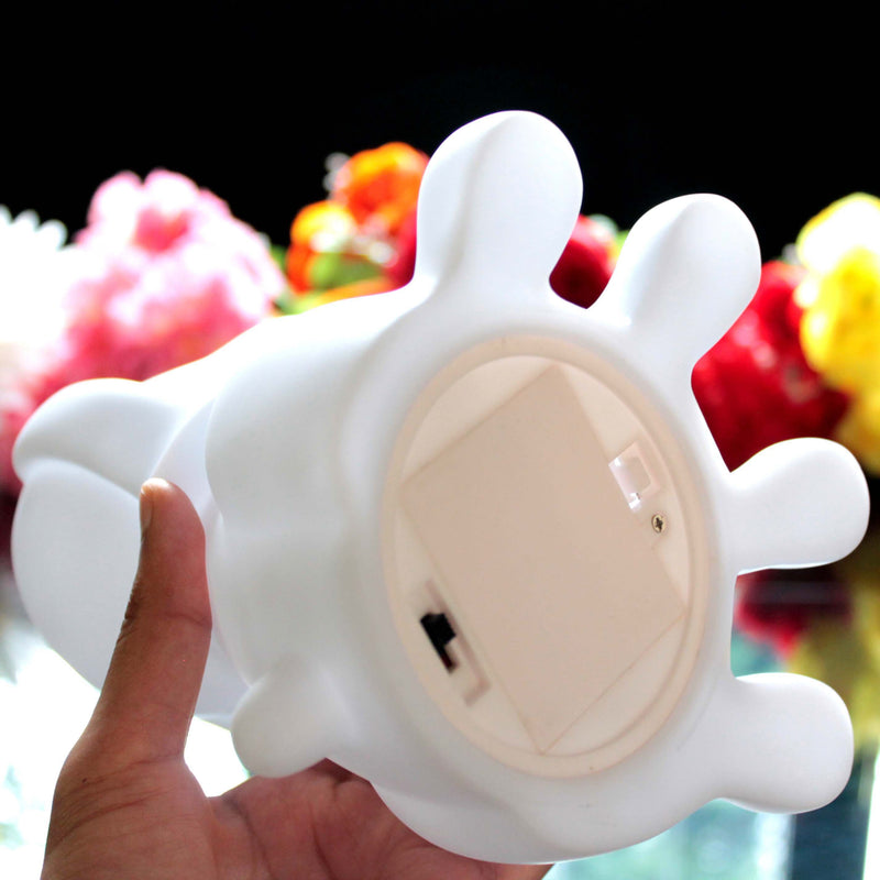 dog shaped mood night lamp battery pack