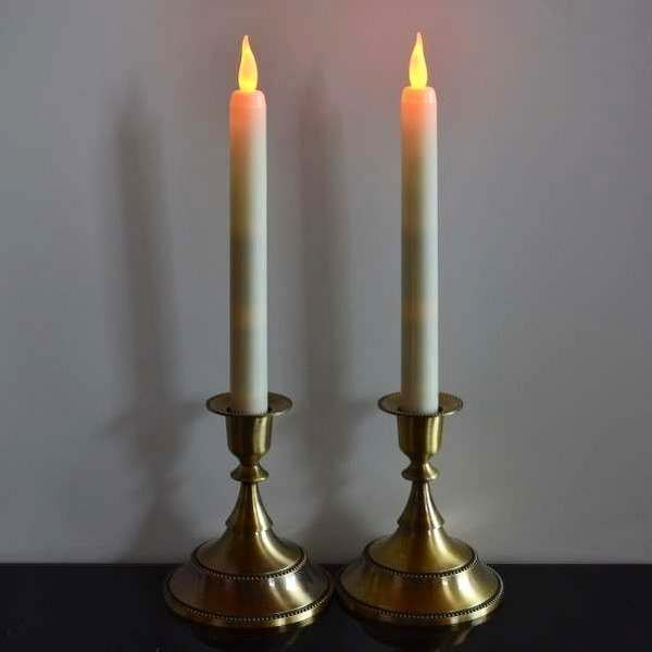 electric taper candles