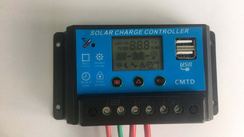 12V battery regulator